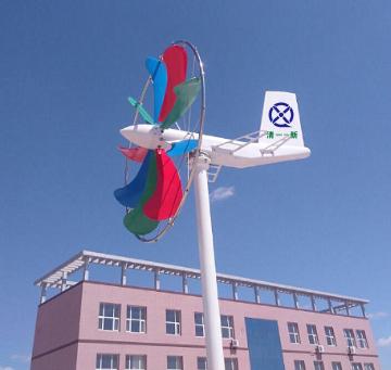 小型框架圆风力发电机